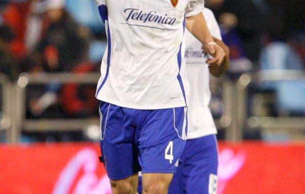 Contini, del Zaragoza, cree que el Hércules tiene muy buenos jugadores de medio campo hacia arriba