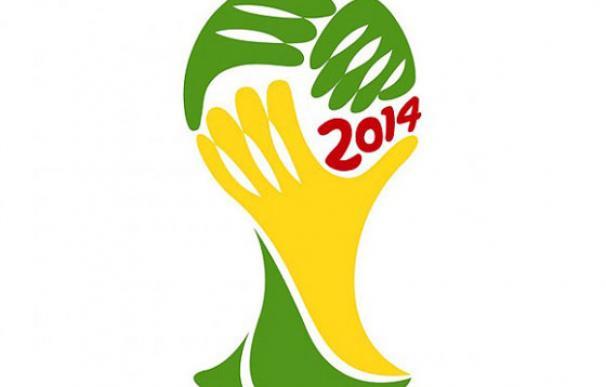 Logo Mundial de Brasil
