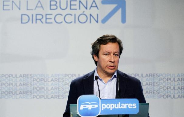 Carlos Floriano, vicesecretario de Organización del PP.
