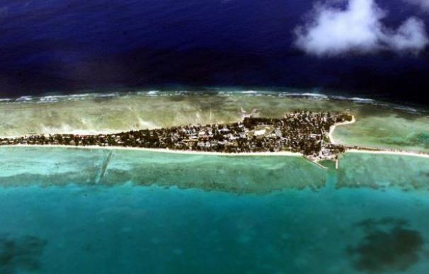 Maldivas, Kiribati o las Islas Marshall podrían hundirse por el cambio climático