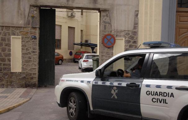 Un coche de la Guardia Civil, en una imagen de archivo