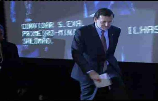 Mariano Rajoy, primer ministro de las Islas Salomón, en el Pacífico sur