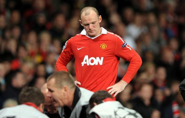 Wayne Rooney se queda en Old Trafford