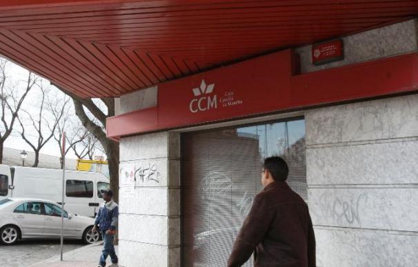 El Banco CCM gana 37,9 millones en el primer semestre del año