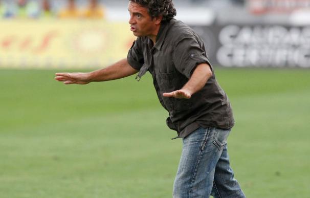 """Lillo defiende que el Almería ha tenido resultados """"que no reflejan el juego"""""""