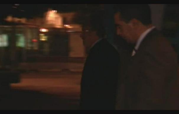 De la Riva se disculpa, Rajoy calla y Pajín toma posesión