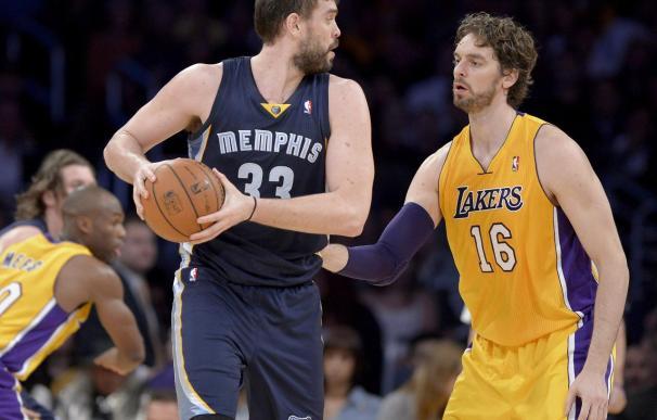 114-99. Los Lakers recuperan la alegría para batir a los Pistons