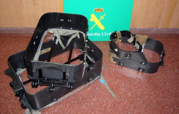 La Guardia Civil se incauta de más de 14 kilos de cocaína en el aeropuerto de El Prat