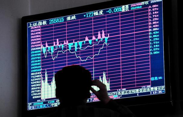 El índice Hang Seng baja 2,16 puntos, 0,01% en la apertura, hasta 23.647,32