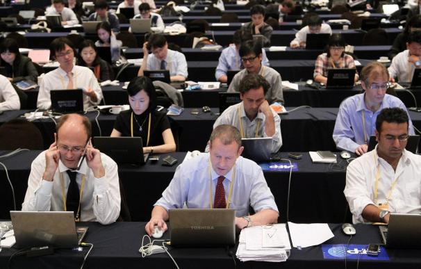 Los ministros de Finanzas del G20 se reúnen en busca de un acuerdo sobre las divisas