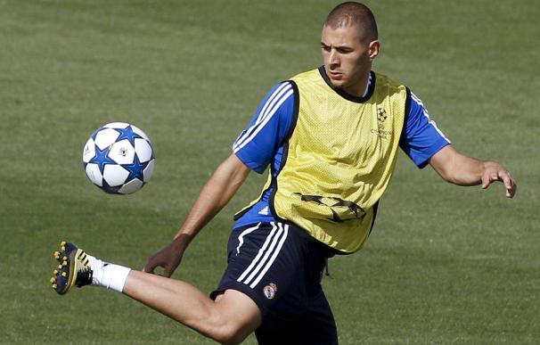 El Juventus se propone fichar a Benzema, según la prensa italiana