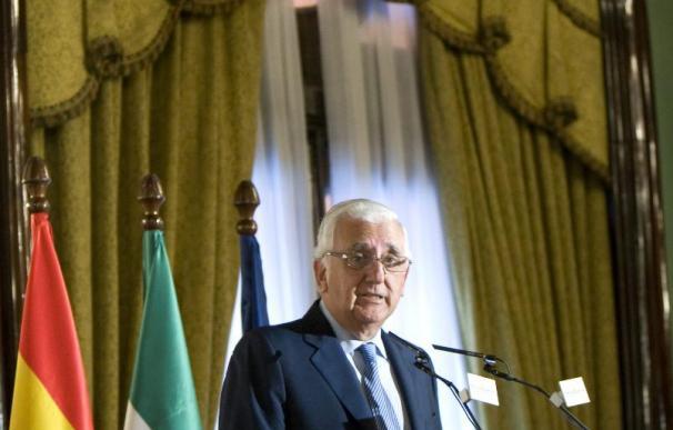 La patronal andaluza apoya a Herrero para que presente candidatura a la CEOE