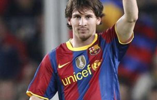 El Barça gana gracias a Messi y el Valencia empata en Glasgow
