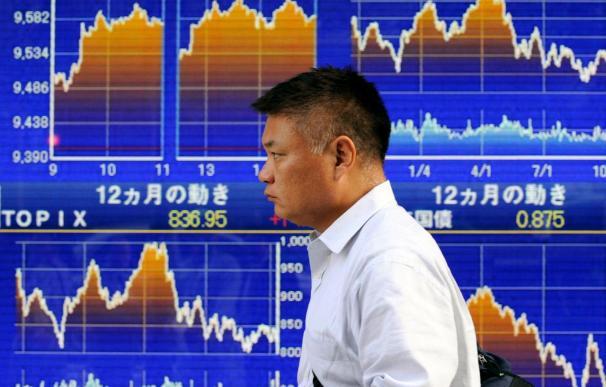 El Nikkei se recupera con un avance del 0,54 por ciento