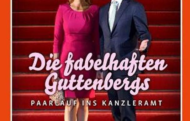 """""""Los fabulosos Guttenberg, de camino a la Cancillería"""", tema de portada en el prestigioso semanario alemán Der Spiegel"""