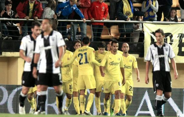 1-0. El Villarreal sí logra esta vez el liderato en Europa