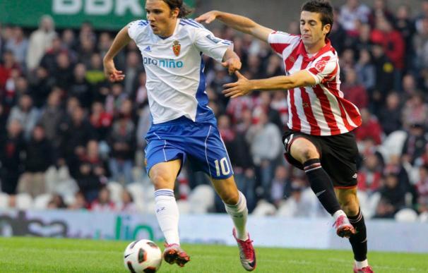 Zaragoza y Athletic, a acabar con su mala racha