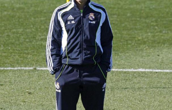 Mourinho comienza a preparar a puerta cerrada la visita al Hércules