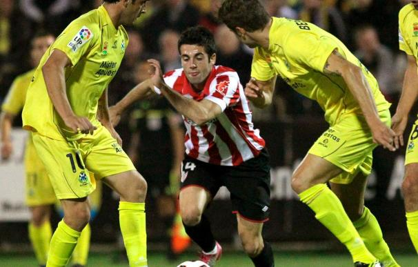 """0-1. El Athletic no se expone a otro """"alcorconazo"""""""