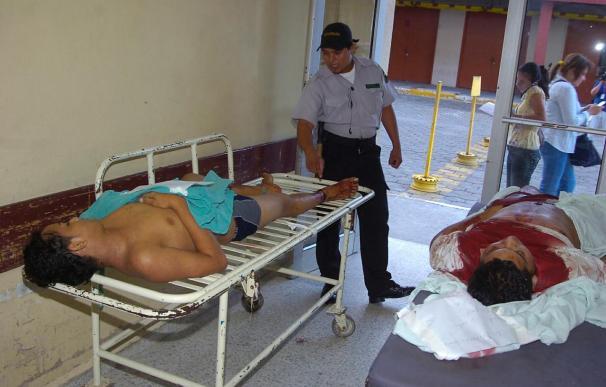 Al menos 18 personas asesinadas en una zapatería en Honduras