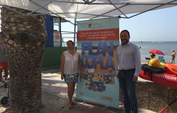 El Plan Copla cuenta con 250 personas que atienden 121 puestos de vigilancia en 72 playas