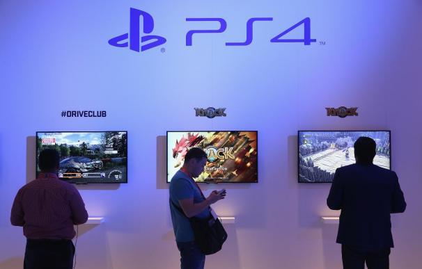 Sony prevé vender 500.000 PS4 en España en un año.