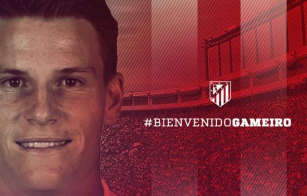 El Atlético cierra el fichaje de Gameiro por cuatro temporadas