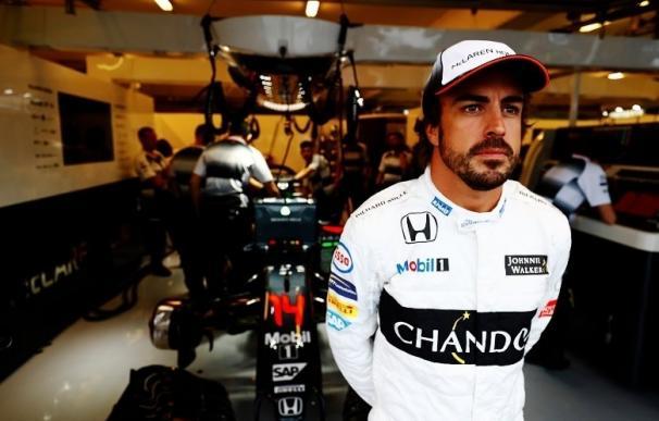 """Alonso: """"No me quejo tanto como se cree y no suelo hablar casi nunca"""""""