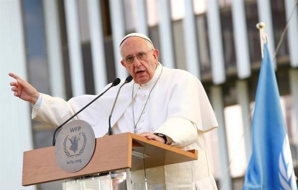 """El Papa a los sacerdotes: """"¡Abrid las puertas!"""""""