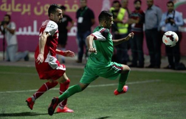 Aplazada la final de la Copa Palestina porque Israel impide salir de Gaza a los jugadores