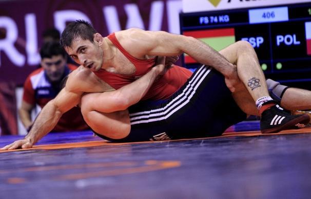 (Análisis) Taimuraz Friev permite soñar a la lucha española con otra medalla