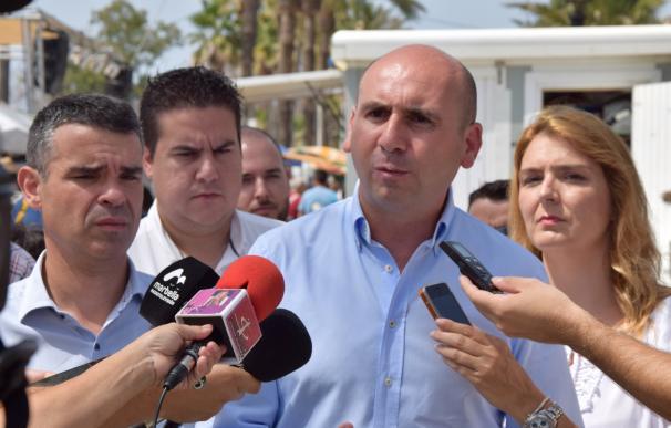 PSOE-A pide a Moreno explicaciones por la declaración de Javier Arenas como testigo en el primer juicio del caso Gürtel