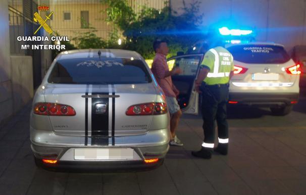 Cinco detenidos durante 2016 por conducir en sentido contrario e ir bajo efectos de alcohol o drogas