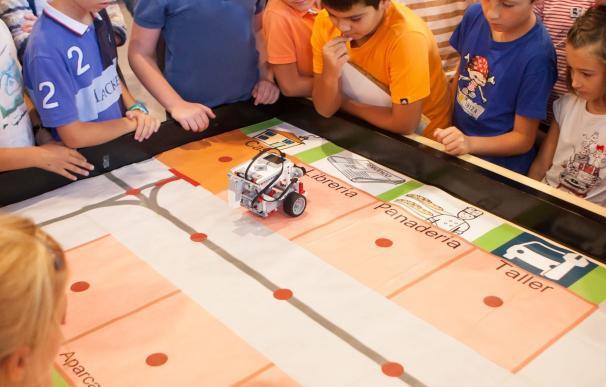 La UPNA y el Planetario organizan un curso de verano sobre robótica educativa