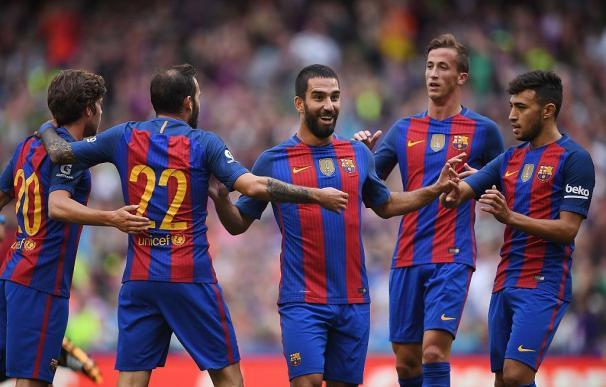 Arda se reivindica con un golazo en una cómoda victoria del Barça ante el Celtic