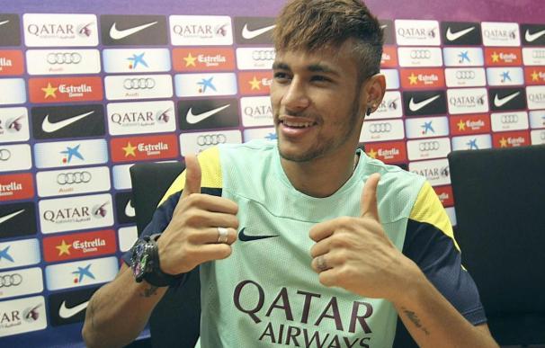 Neymar dice que el equipo acusa la ausencia de Messi