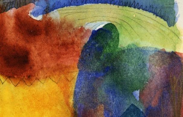 El cielo de Peroblasco volverá a teñirse de colores este sábado durante la 28 edición de la 'Fiesta del Humo'