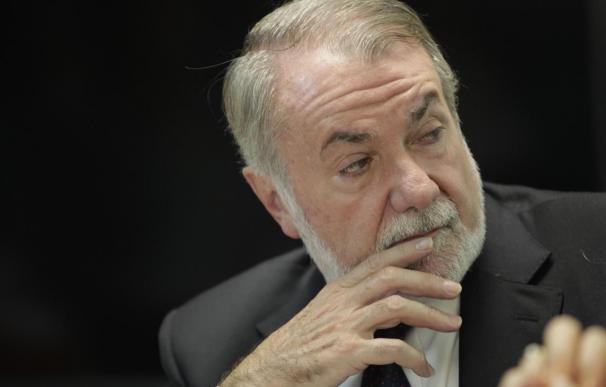 """Alonso (PP) tilda de """"hipótesis descabellada"""" vincular la posición de Mayor Oreja sobre ETA con intereses empresariales"""