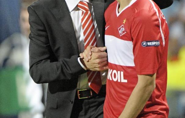 El Spartak de Karpin recibe al modesto Zilina decidido a seguir la senda del Chelsea