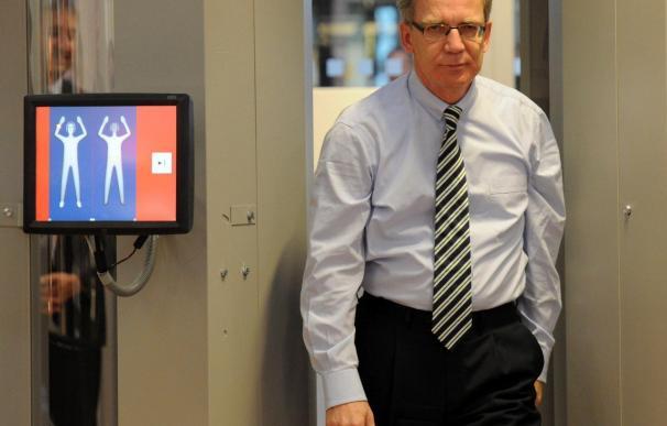 Comienzan a funcionar escáneres de cuerpo entero en un aeropuerto alemán