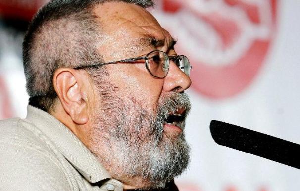 "Méndez afirma que la huelga general no le provoca ""ningún psicodrama"""