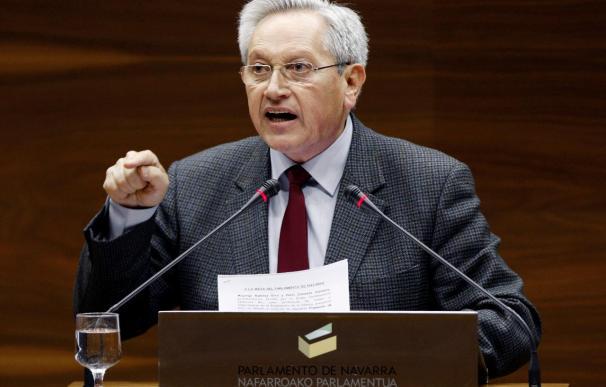 "Patxi Zabaleta ve en el acuerdo de Gernika ""un paso firme para la paz"""