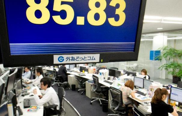 El Nikkei sube 75,77 puntos, el 0,80 por ciento, hasta 9.547,44 puntos