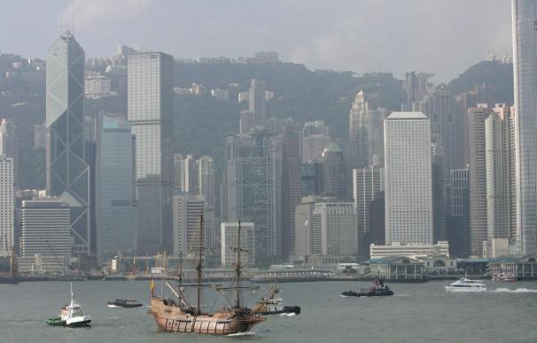 El Galeón Andalucía reivindica tradición y modernidad andaluzas en Hong Kong