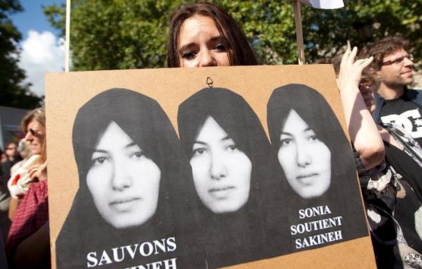 Condenada a la horca la mujer iraní que iba ser lapidada por adulterio y asesinato
