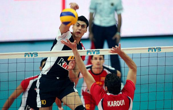 España se impone a Túnez y se medirá a Rusia o Puerto Rico en segunda ronda
