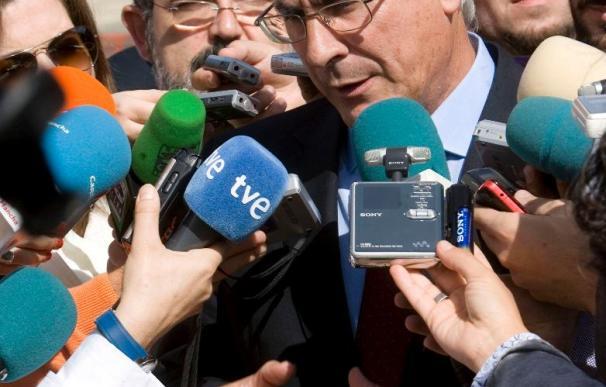 José María Barreda coincide con Vara en que Zapatero no debería repetir si tuviera dudas