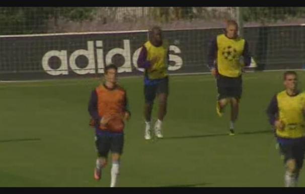 Mourinho prescinde de Pedro León para el duelo con el Auxerre