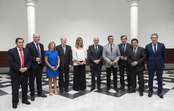La Diputación amplía su aportación para materiales del PFEA hasta rozar el millón de euros