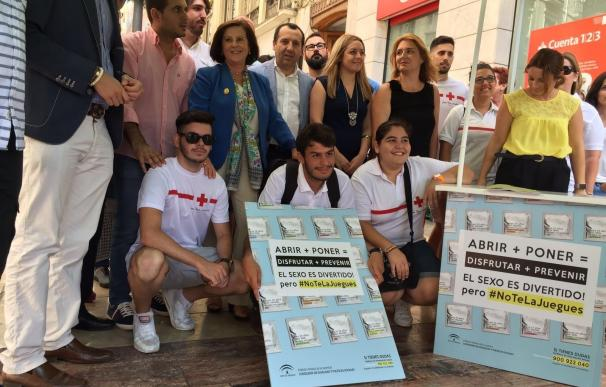 La Junta pone en marcha una campaña para la prevención de infecciones de transmisión sexual entre la juventud
